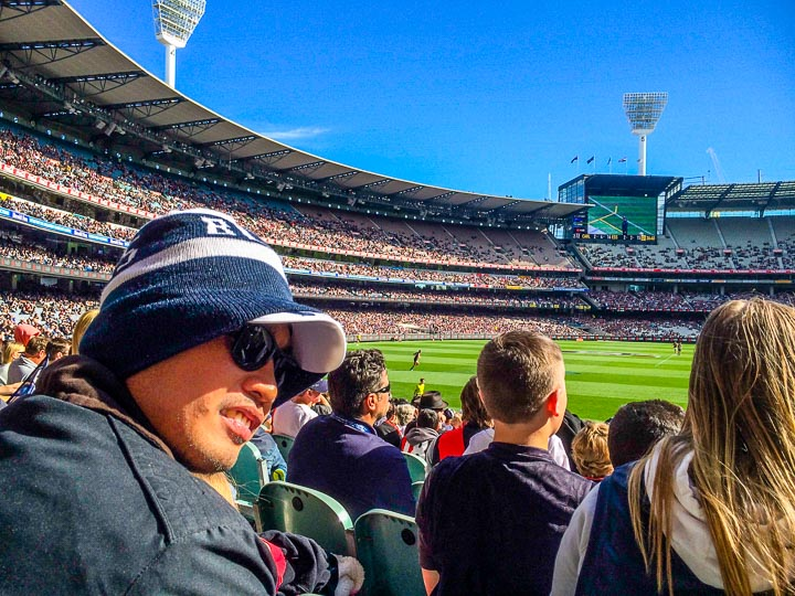 Australian Rules Football Guide For Tourists Nicerightnow