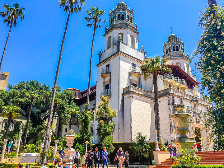 Tours From Paso Robles To Hearst Castle