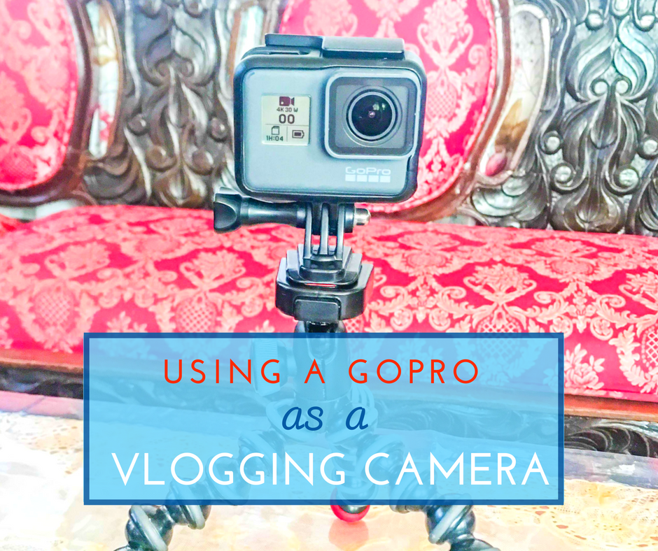 Using a GoPro for Vlogging - NiceRightNow