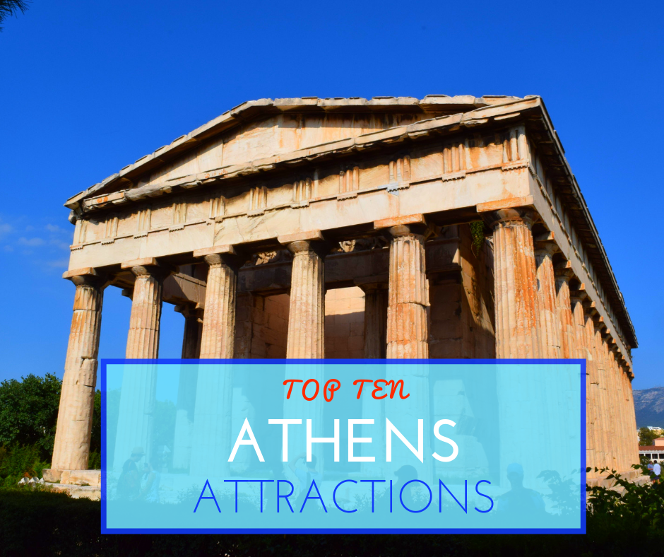 Athens Top 10 Attractions